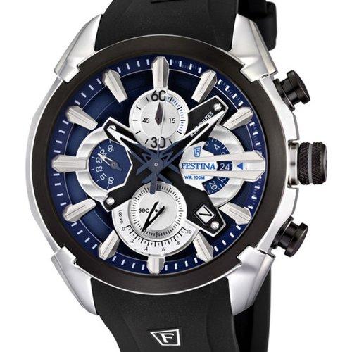 6af7e4582a70 Festina F6819 2 - Reloj de pulsera con cronógrafo para hombre ...