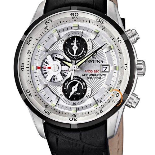 633cdd0d12ce Festina F6821 1 - Reloj cronógrafo de cuarzo para hombre con correa ...