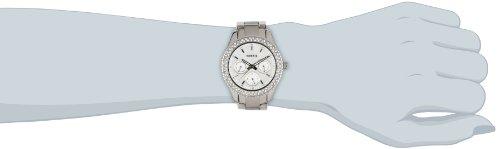 5fd6a9ec73eb Fossil ES2860 – Reloj analógico de cuarzo para mujer con correa de acero  inoxidable ...