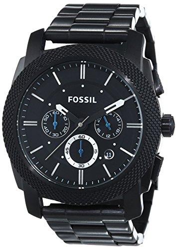 4f26128e7f35 Fossil FS4552 – Reloj analógico de cuarzo para hombre con correa de acero  inoxidable ...