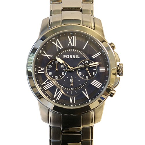 645b8f7829c4 Fossil FS4831 - Reloj cronógrafo de cuarzo para hombre