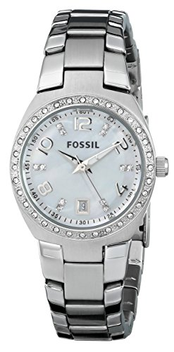 8d1d42f03156 Fossil Ladies Other AM4141 - Reloj analógico de cuarzo para mujer ...