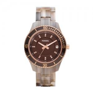 Fossil Stella ES3090 – Reloj analógico de cuarzo para mujer f69dabf858f4