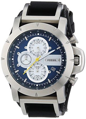 06fe9a465512 Fossil Trend JR1156 - Reloj cronógrafo de cuarzo para hombre