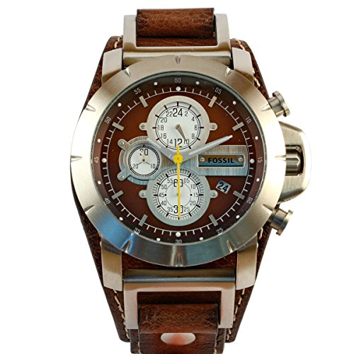 e7a601068b90 Fossil Trend JR1157 - Reloj cronógrafo de cuarzo para hombre
